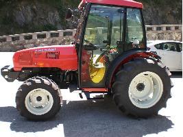 Tractores agrícolas ENERGY 80 Goldoni