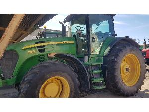 Vente Tracteurs agricoles John Deere 7830 Occasion