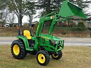 Vente Accessoires pour tracteurs John Deere 3032e Occasion