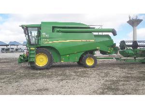 Acheter en ligne Récolte de céréales John Deere w 440  d'occasion