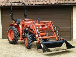 Tractores agrícolas L2201 Kubota