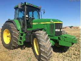 Tractores agrícolas 7810 John Deere