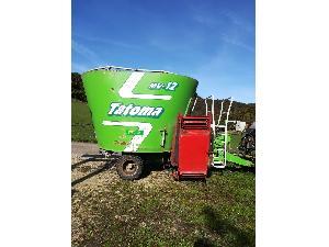 Offres Chariot nourrisseur-distributeur Tatoma carro mezclador d'occasion