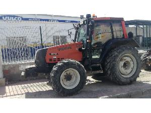 Vente Tracteurs agricoles Valtra 6550-4 Occasion