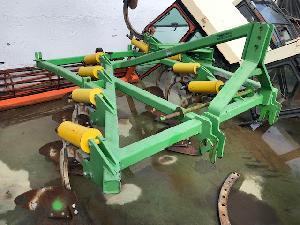 Venta de Motozappe Desconocida arado 2 filas con 8 brazos usados