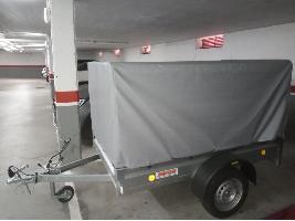 Remolques para vehículos  Sconosciuta