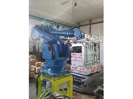 Empaquetadoras Instalación Robot Paletizador yaskawa motoman