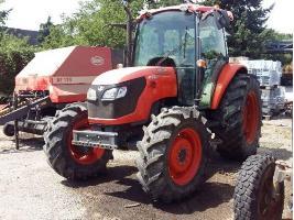 Tractores agrícolas patrick Kubota M 9540
