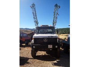 Venta de Accessori Fitosanitari  Mercedes Benz unimog u1600 usados