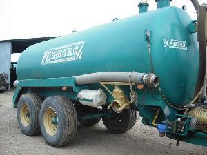 Offerte Cisterne per liquami Camara cd12000 usato
