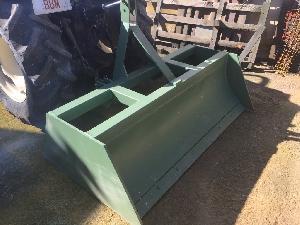 Comprar online Coltelleria per le attrezzature della lavorazione del terreno Sconosciuta trailla cuchilla - cajon de segunda mano