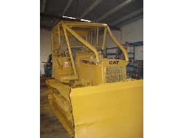 Tractores de cadenas D3B Caterpillar