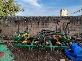 Cultivadores Arados 13 hidráulicos Sconosciuta