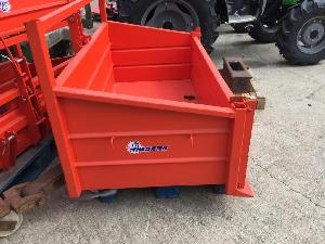 Venta de Scatole di Trasporto Ausama cajon de carga cxba 2000 s usados