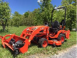 Tractores agrícolas BX26S70 Kubota