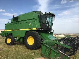 Cosechadoras de cereales Z 2064 John Deere
