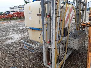 Venta de Polverizzatori multeyme pulverizador  1500l usados