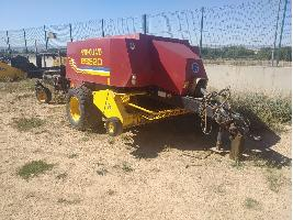 Empacadoras Gigantes Empacadora New Holland