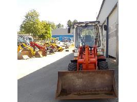 Excavadoras de Ruedas R420 Kubota