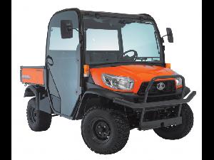 Comprar online Veicoli multiuso Kubota rtv-x1100 orange de segunda mano