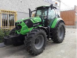 Tractores agrícolas Deutz Fhar 6165 RCshift Deutz-Fahr