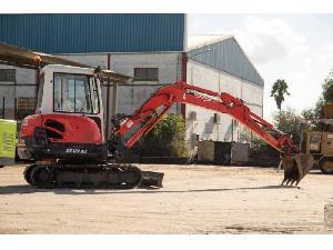Comprar on-line Mini-escavadora Kubota kx121-3 em Segunda Mão