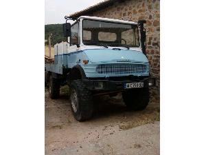 Comprar on-line Caminhão tanque Mercedes-Benz unimog u1150 em Segunda Mão