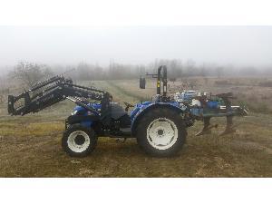 Venda de Tractores New Holland tractor  td3.50 usados