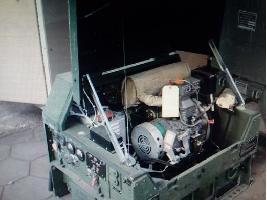 Generadores Generador Diesel Desconhecida