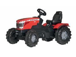 Pedales Tractor infantil de juguete a pedales MF MASSEY FERGUSON 8650 Massey Ferguson