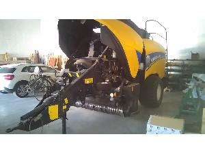 Venda de Enfardadeiras gigantes New Holland bb890 usados