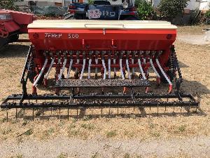 Venda de Colheitadeira-batedeira de sementeira ZEREP sembradora combinada de 19 botas usados