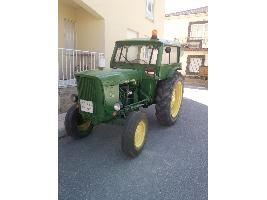 Tractores Antiguos Tractor John Deere 717 John Deere