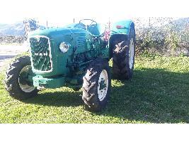Tractores Antiguos 4R3 MAN