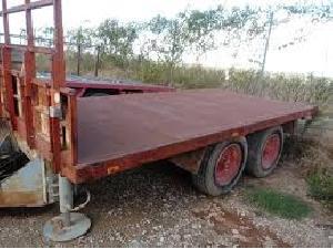 Venda de Transportadores Tanques Rozalen Hnos rafael usados