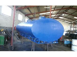 Venda de Sistemas de irrigação Desconocida cinternas de agua usados