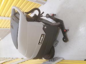 Venda de Limpeza do tapete LAVOR PRO fregadora de suelos mecÁnica free evo 50e usados