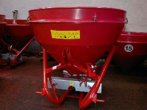 Comprar on-line Espalhadores de adubo centrífugas RUIZ GARCIA J&J 800 litros centrífuga un disco em Segunda Mão
