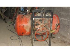 Venda de Ar comprimido Josval compresor de poda usados