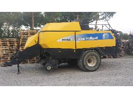 Empacadoras Gigantes BB960A New Holland