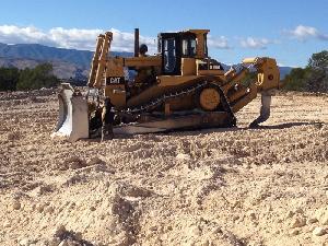 Comprar on-line Bulldozers Caterpillar cat d9l em Segunda Mão