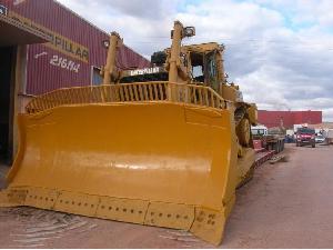 Venda de Bulldozers Caterpillar d10n usados