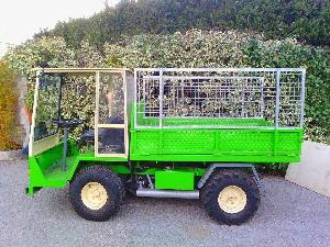 Comprar on-line Caminhões leves Ausa dv-17 em Segunda Mão