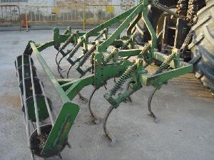 Ofertas Cultivadores Desconhecida cultivador usado de 11 brazos De Segunda Mão