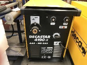 Venda de Equipamento para soldagem DECA 190amp usados