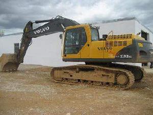 Venda de Escavadoras de lagartas Volvo ec-290-b usados