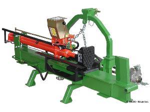 Venda de Máquina de rachar lenha Thor farmer h 18 ton. usados