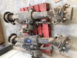 Ofertas Peças sobresselentes para máquinas agrícolas Dana eje spicer De Segunda Mão