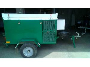 Venda de Reboques para transporte de cães Comanche  usados