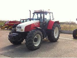 Tractores agrícolas 9145 Steyr